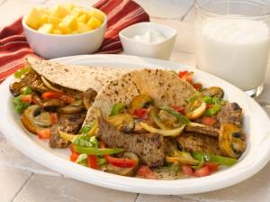 Mushroom-Steak-Fajitas