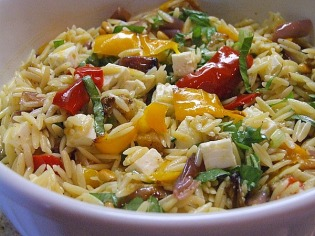 Orzo-Salad-with-Roasted-Vegetables