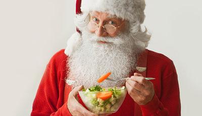 Santa-eating-salad_Resized_opt