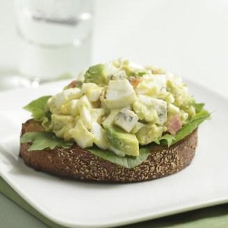cobb egg salad